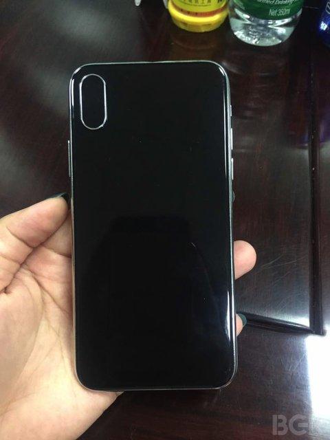 iPhone 8: Появился макет нового смартфона - фото 47223