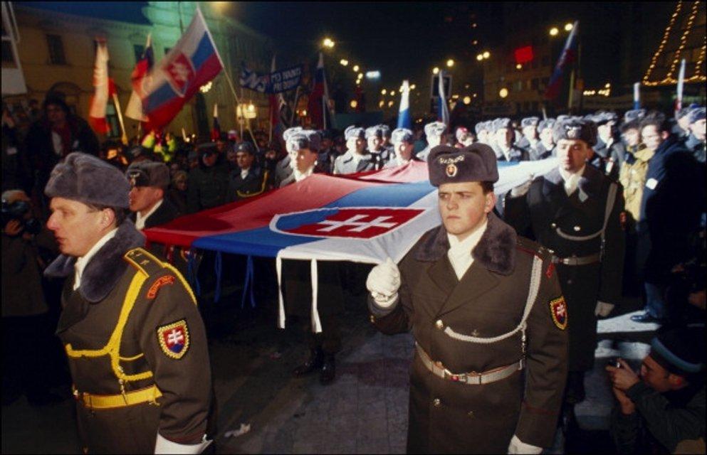 Словаччина стає незлежною - фото 44839