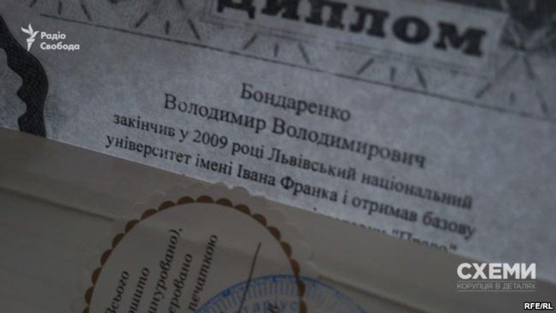 Схемы: У заместителя Кличко поддельный диплом о высшем образовании - фото 46092