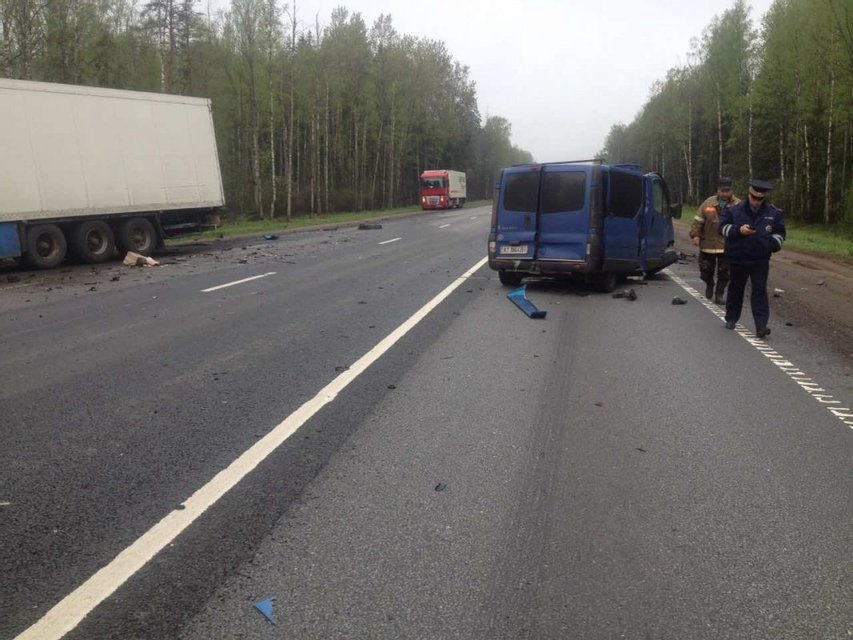 В России погибли 6 украинцев в ДТП - фото 48093