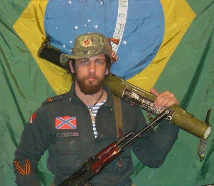 Арешт бразильського колеги Царьова - найбільший успіх спецслужб - фото 47258