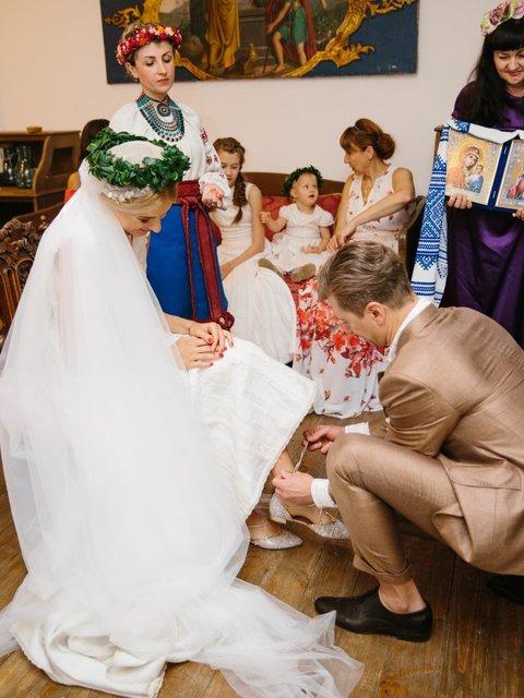 Свадьба Горбачевой и Никитина - фото 55045