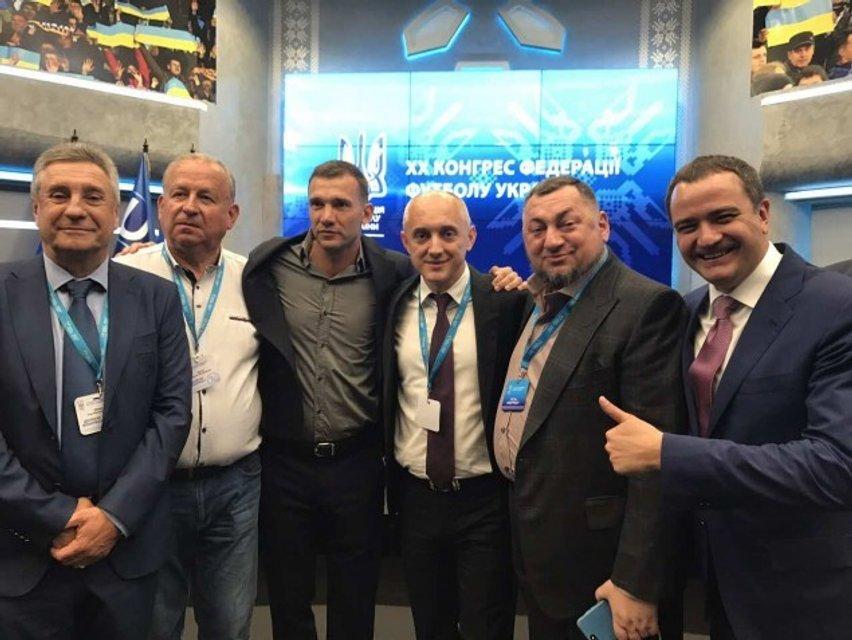 Холодницкий стал замглавой Федерации футбола Украины - фото 52012