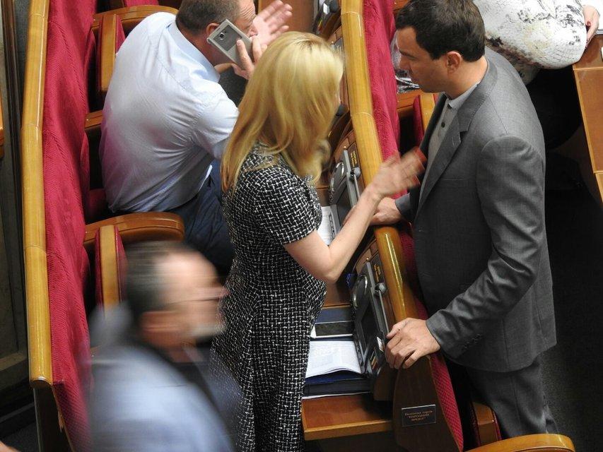 Одиозный нардеп Татьяна Донец готовится стать мамой - фото 50062