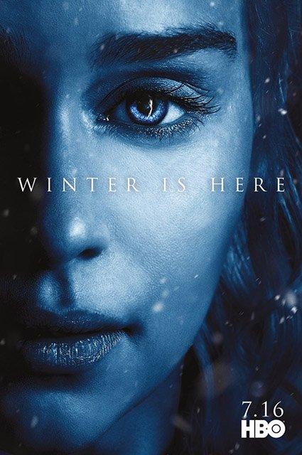 Постер сериала Игра престолов - фото 53135