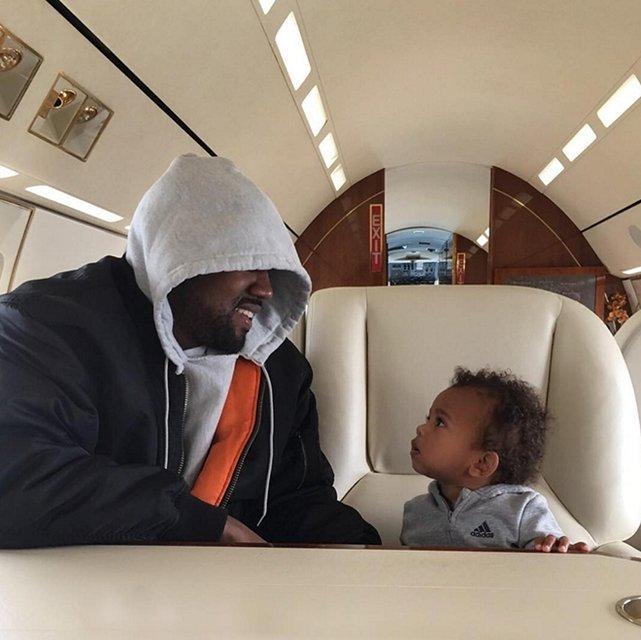 С папой в самолете - фото 53213