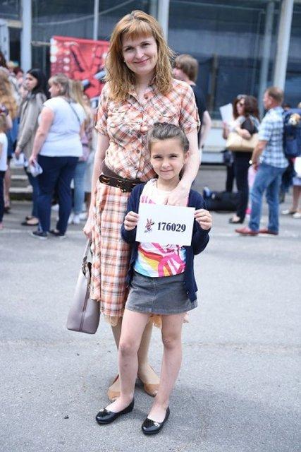 "Дочь и жена победителя ""Голоса країни-1"" - фото 52505"