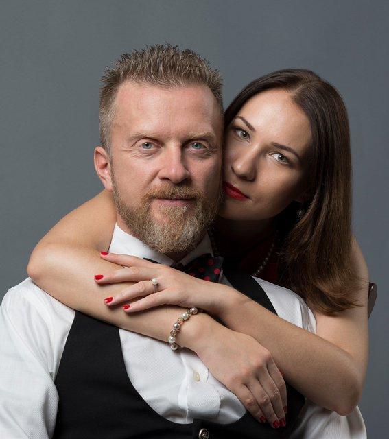Антин Мухарский и Елизавета Бельская - фото 55055