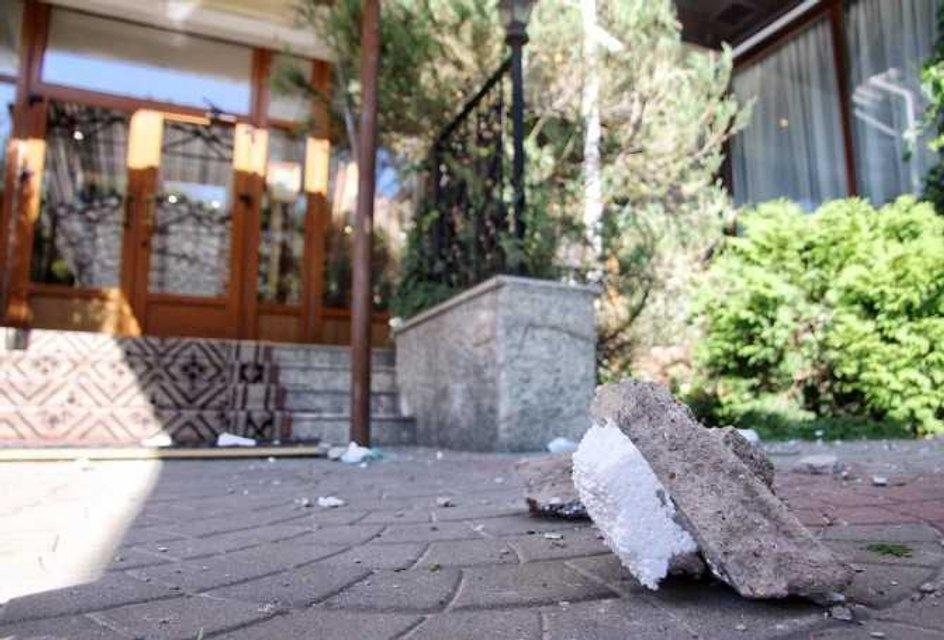 В Одессе рухнул этаж элитной гостиницы, принадлежащей российскому олигарху - фото 50042