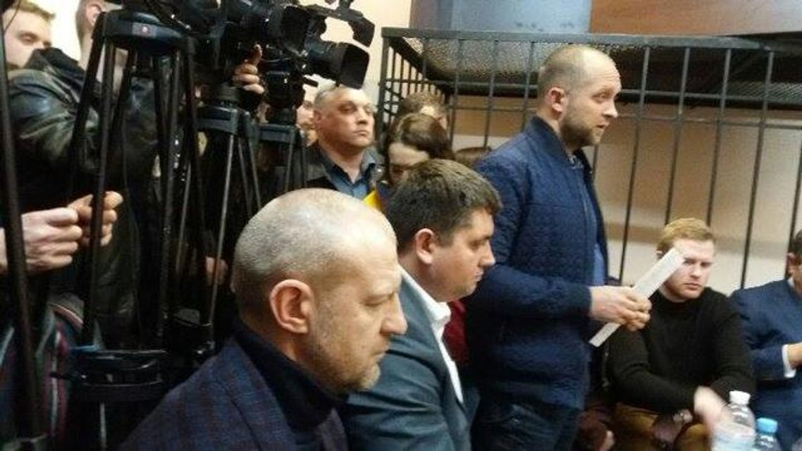 Максим Поляков бере на поруки патрона - фото 52667
