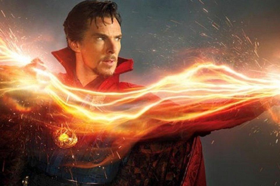 Бенедикт Камбербэтч появился на съемках Мстители: Война бесконечности - фото 51974