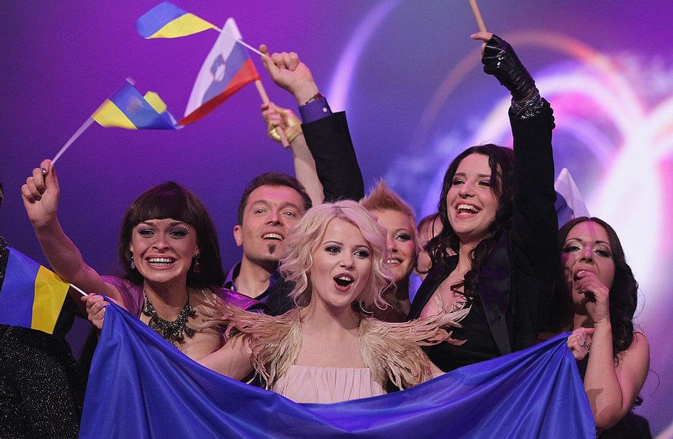 """Мика на """"Евровидении 2011"""" - фото 54928"""