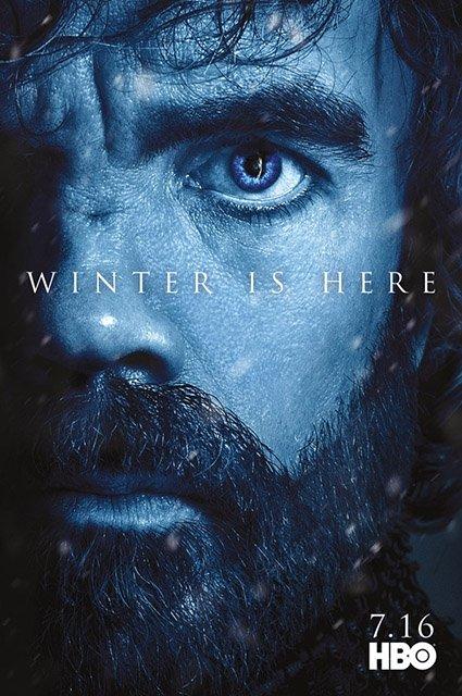 Постер сериала Игра престолов - фото 53133