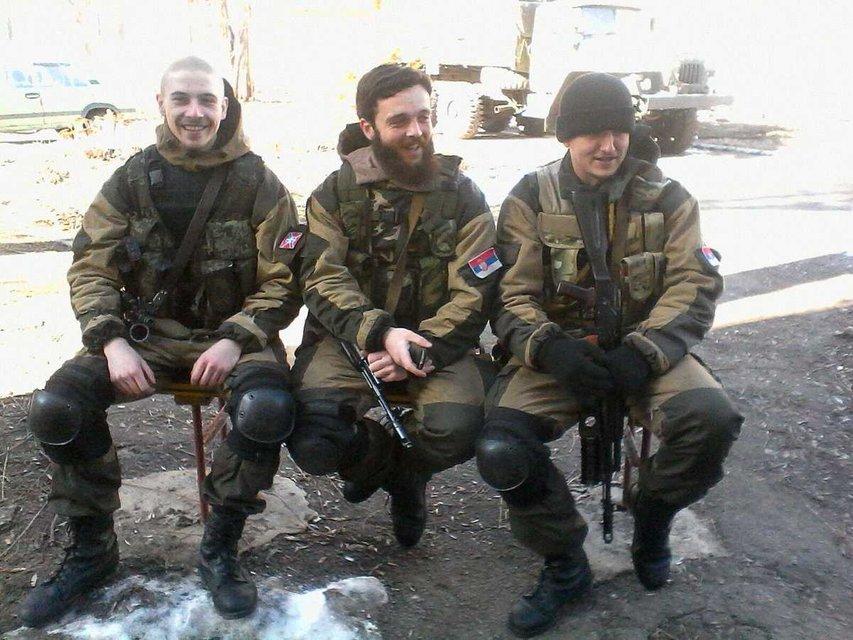 Воевавший на Донбассе боевик из Сербии погиб в Сирии - фото 52744