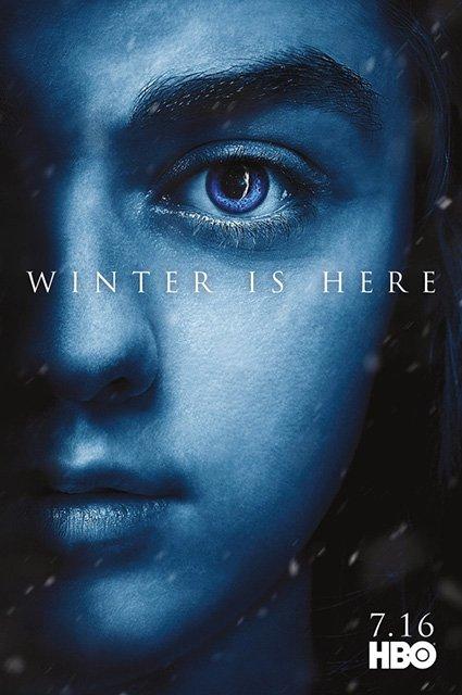Постер сериала Игра престолов - фото 53134