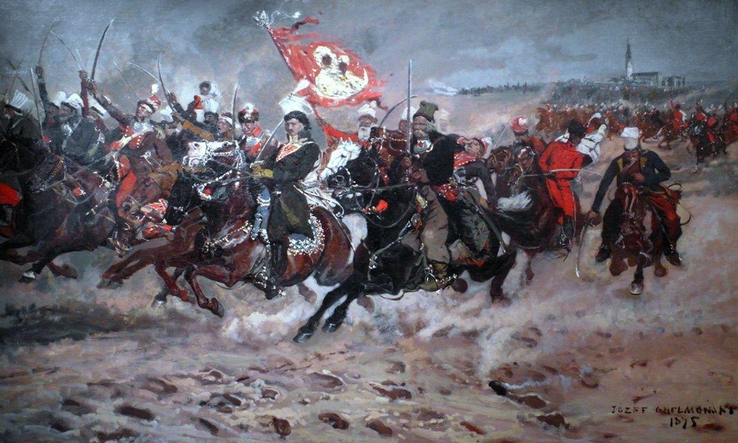 Кіннота Барської Конфедерації - фото 52929