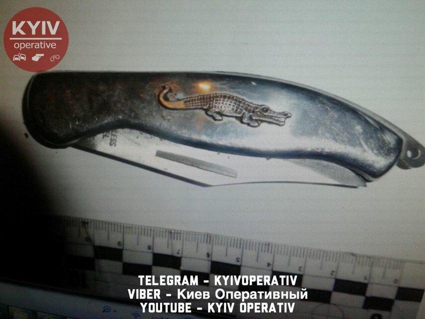 В массовой драке в Гидропарке пырнули ножом бойца ВСУ - фото 53931