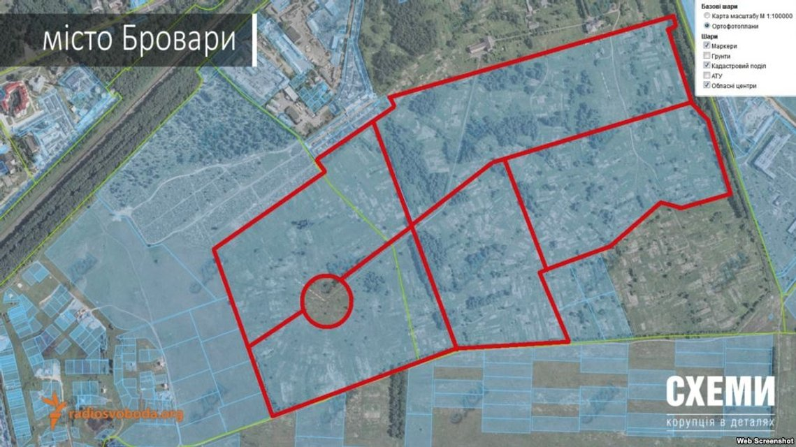 У родственника Медведева суд отобрал 100 га земли под Киевом - фото 50170