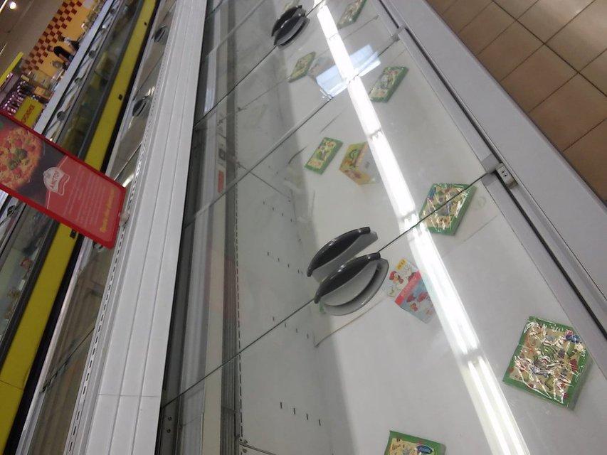 """""""Хватит кормить Украину"""": Пользователей сети шокировали фото из донецкого магазина - фото 51661"""