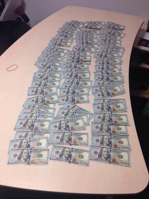 $10 тысяч, на которых попался Гужва - фото 53551