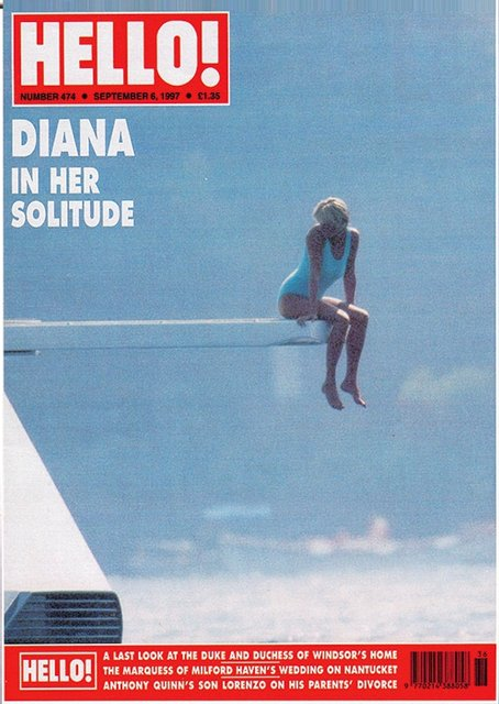 Архивное фото Дианы - фото 55001