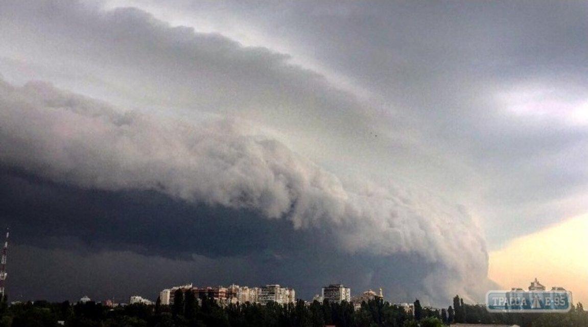 Ужасная погода в Одессе - фото 53654
