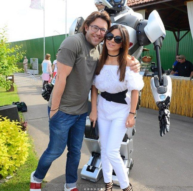 Ани Лорак и Андрей Малахов - фото 54910