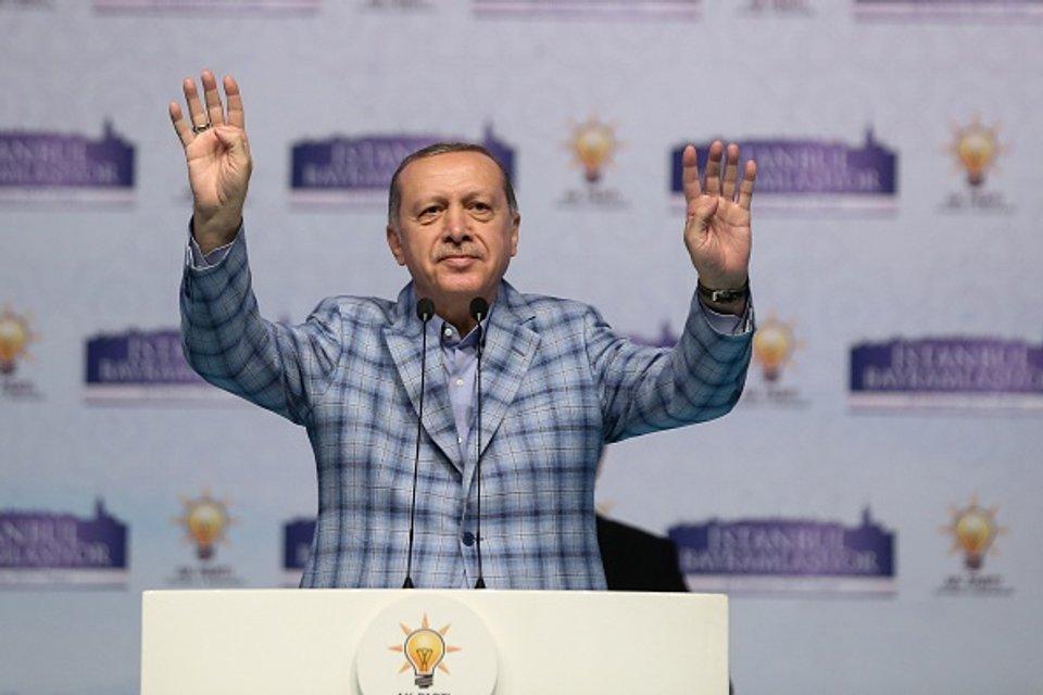 Султан Эрдоган  - фото 54885