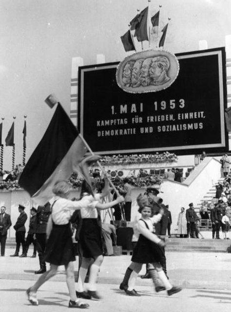 ГДР на марше - фото 52117