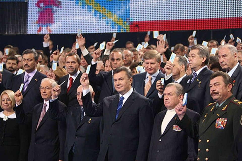 Из грязи в князи и назад: путь Виктора Януковича - фото 56110