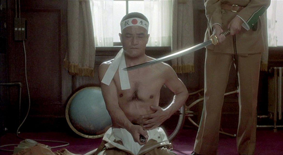 """Костюм Эйко Исиоки для """"Мисима: жизнь в четырех главах"""" - фото 57324"""
