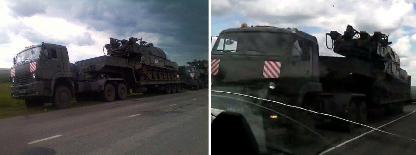 Свидетель по делу MH17: мы вели 'Бук' целый день - фото 58323