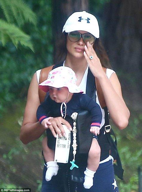 Ирина Шейк с дочкой: фото - фото 58551