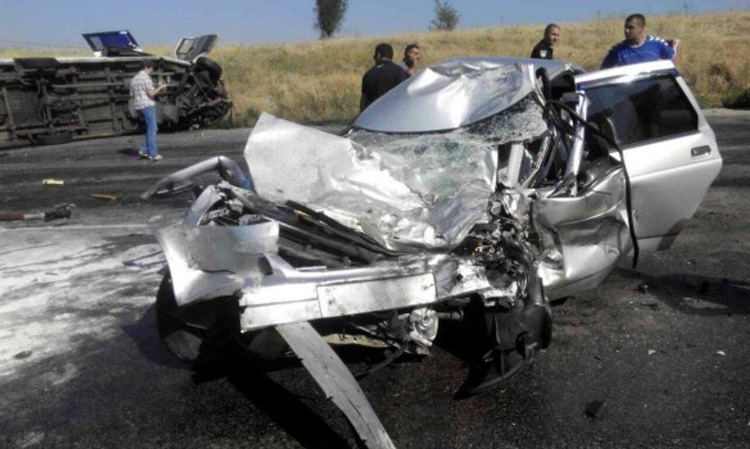 Дорожно-транспортное происшествие в Запорожской области - фото 59865