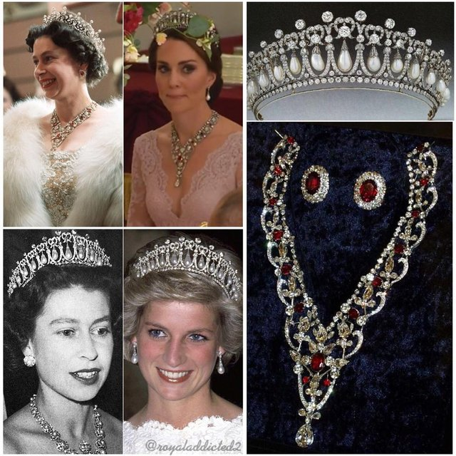 Королевская тиара - фото 57694
