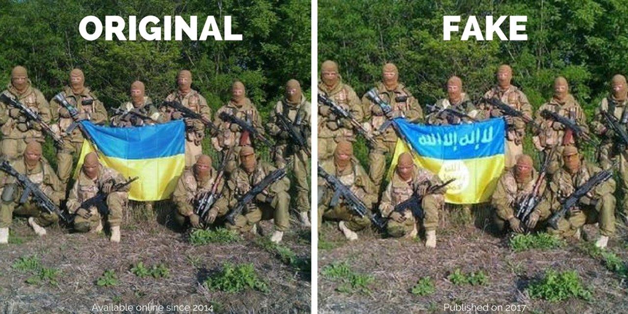 Обзор дезинформации Кремля: В Германии - фашизм, а украинцы тренируют террористов ИГИЛ - фото 60511