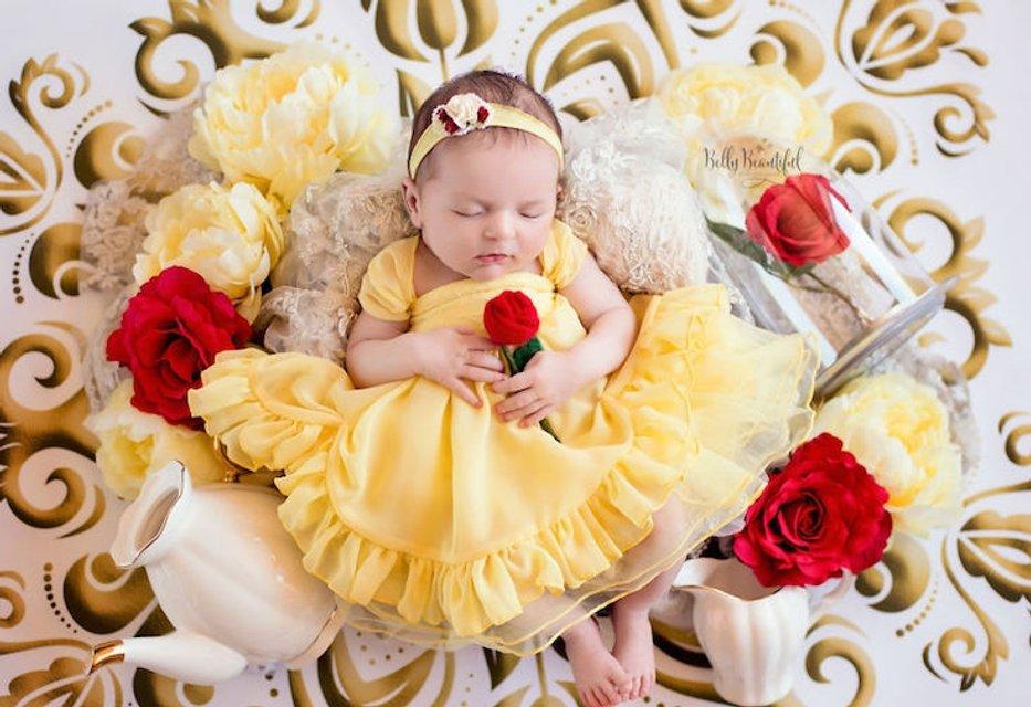 Белль, «Красавица и Чудовище»: фото - фото 61781
