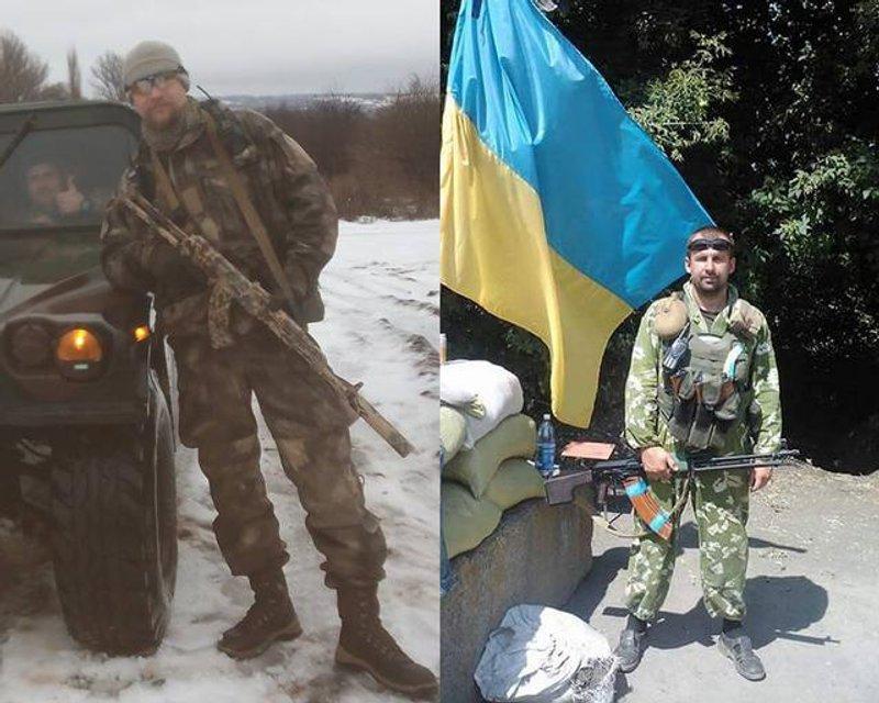 Слева - Максим Иващук, справа - Алексей Вагнер; коллаж  - фото 60418