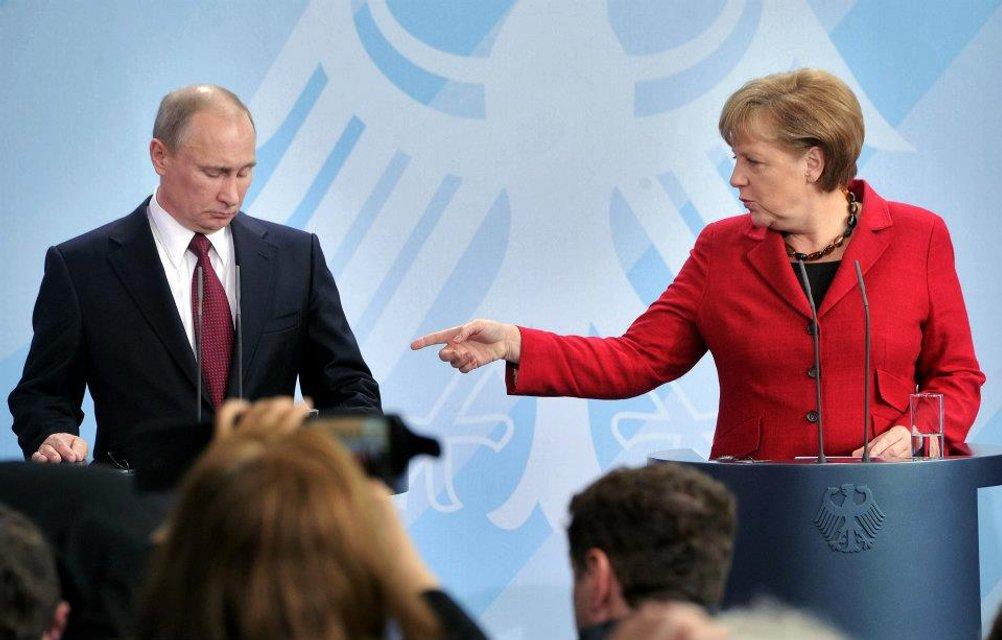 Железная фрау: Как Ангела Меркель заставила весь мир себя уважать - фото 58350