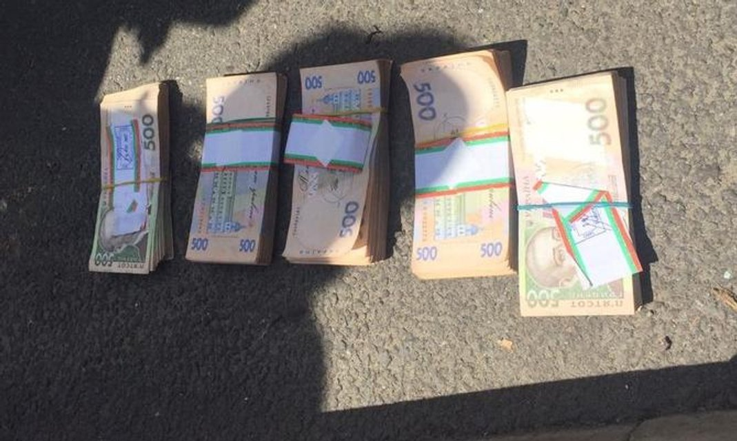 Главный инспектор ГФС Киевской области попался на взятке в 260 тысяч - фото 59437