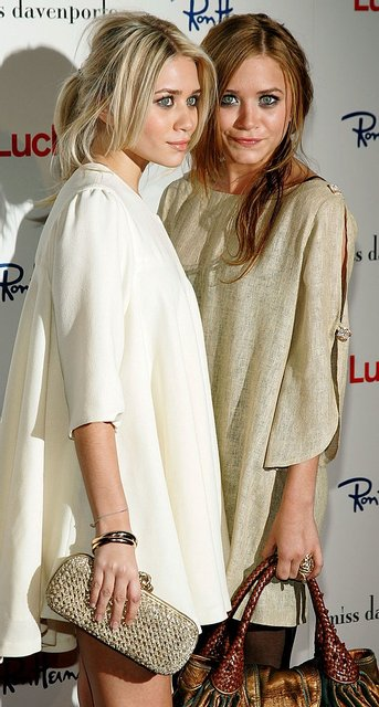 Мэри-Кейт и Эшли Олсен: фото - фото 60173