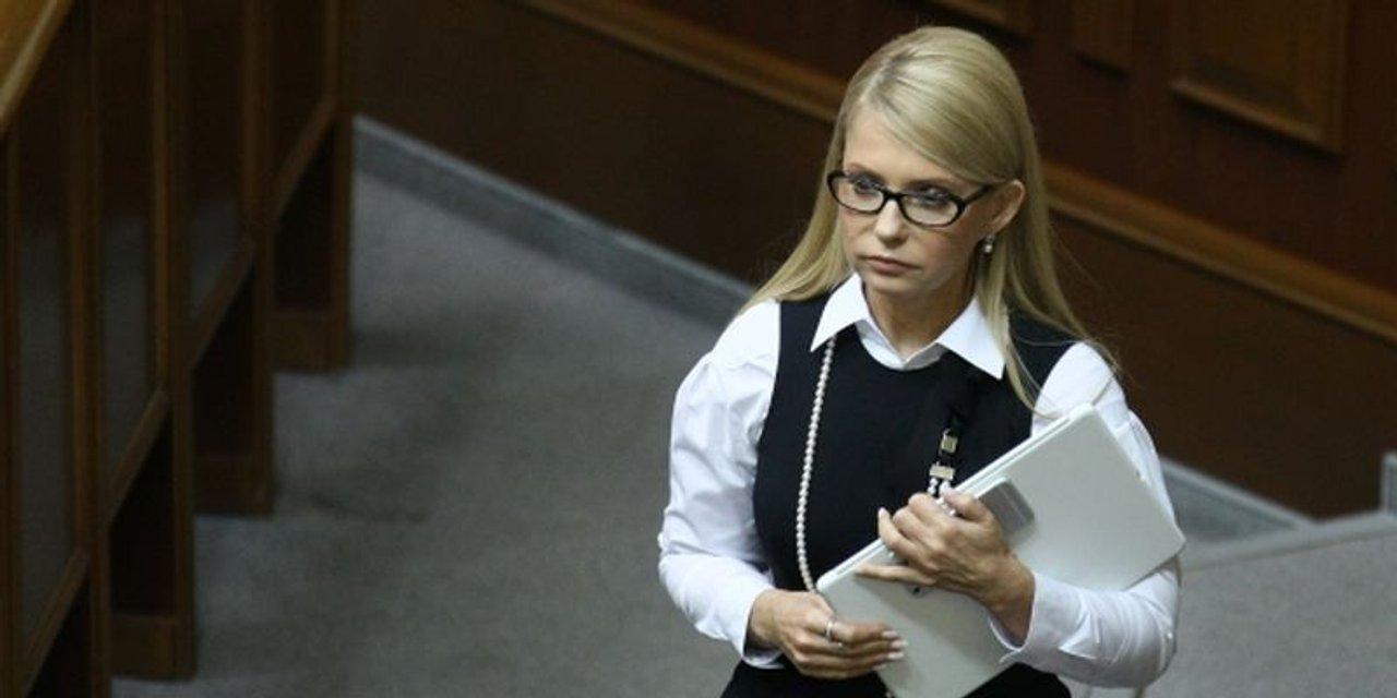 В тренде: на страничке Тимошенко опубликована картинка с Дейенерис из Игры Престолов - фото 58469