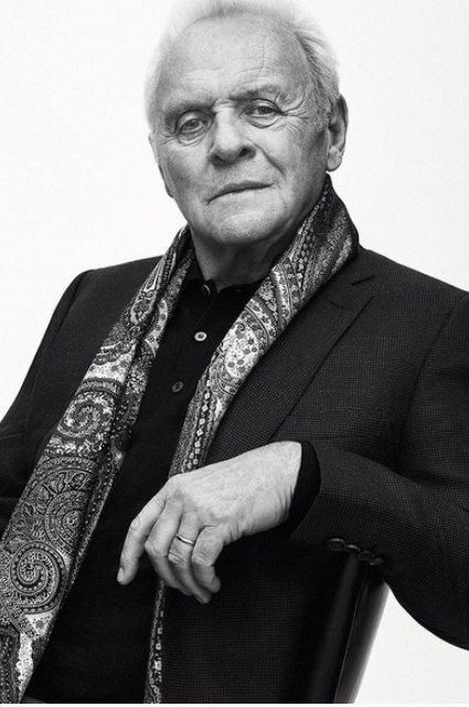 Энтони Хопкинс представляет коллекцию модного бренда Brioni - фото 61829