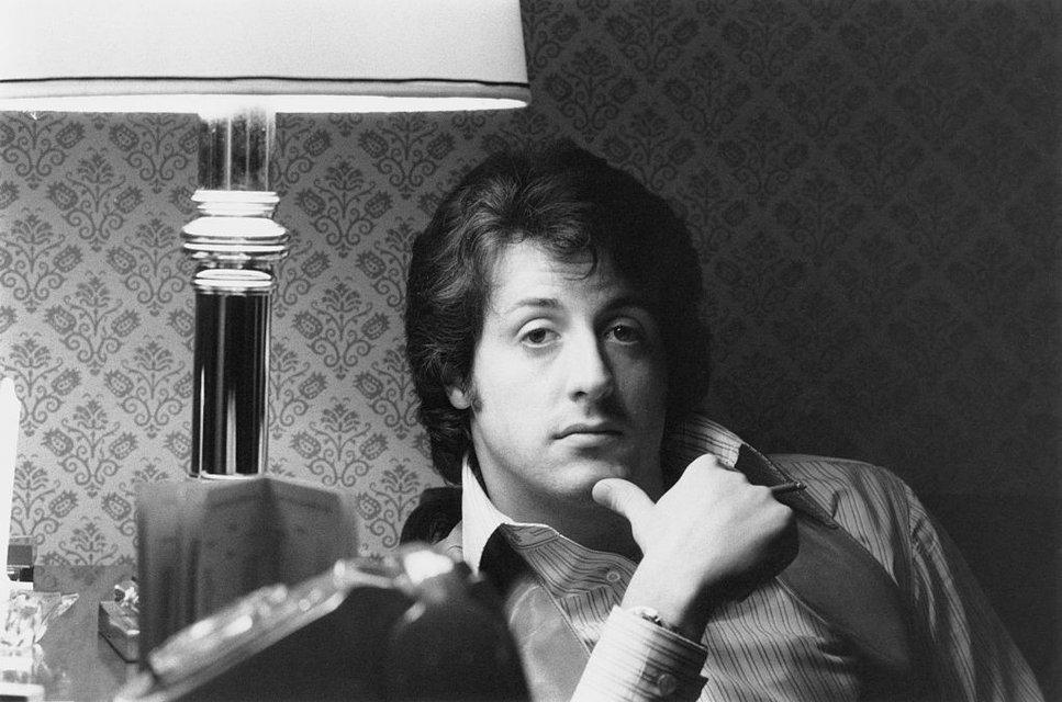 Сильвестр Сталлон в 1979 году  - фото 55961