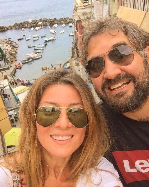 Жанна Бадоева с мужем в Италии - фото 57343