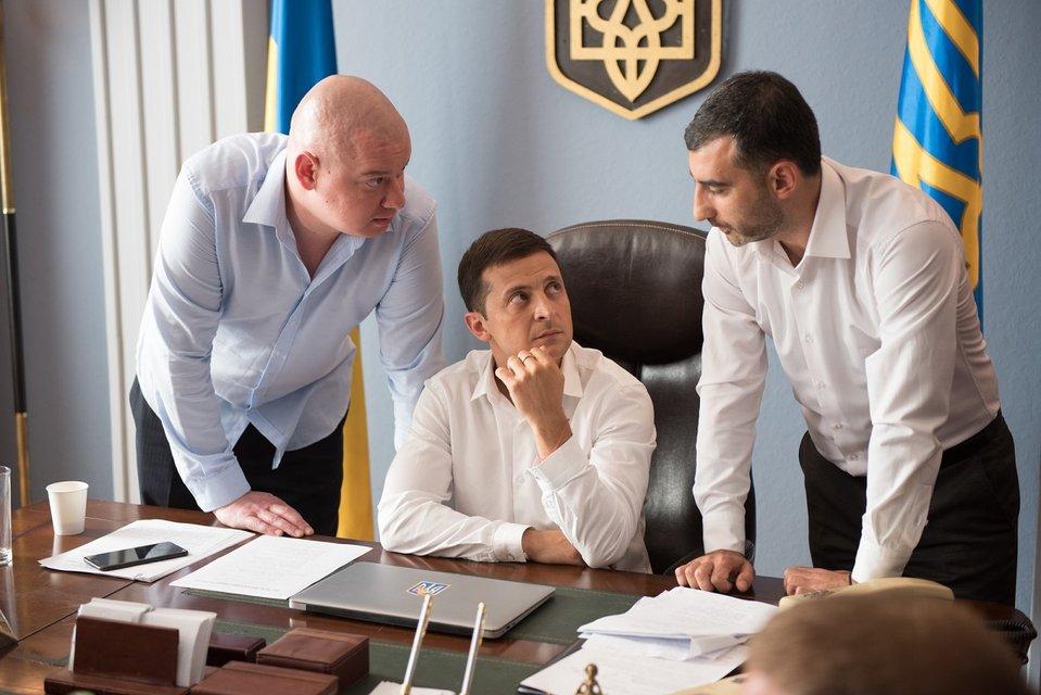 """""""Слуга народа"""" 2 сезон - фото 56005"""