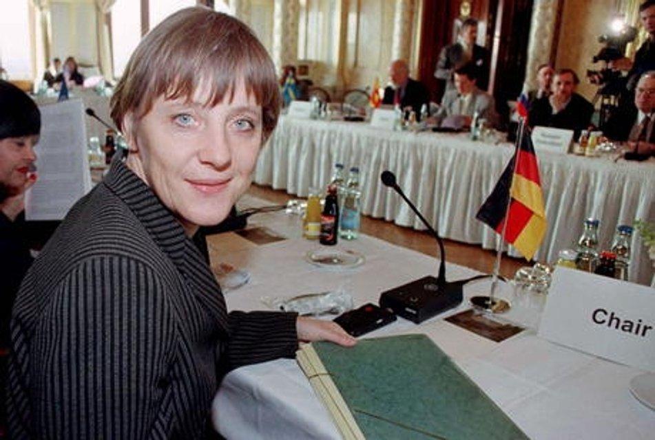 Железная фрау: Как Ангела Меркель заставила весь мир себя уважать - фото 57929