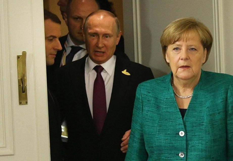 Твое выражение лица, когда сзади Путин - фото 56661
