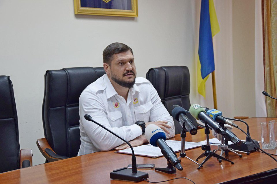 Савченко представил Владислава Волошина на должность замгендиректора аэропорта - фото 60314