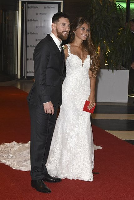 Свадьба Месси и Рокуццо - фото 55317